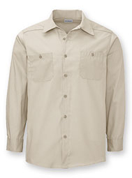 WearGuard® Premium Long-Sleeve Industrial Work Shirt