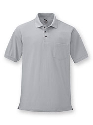 WearGuard® WearTuff™ Piqué Polo With Pocket