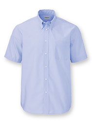 WearGuard® Short-Sleeve Ultimate Oxford Work Shirt
