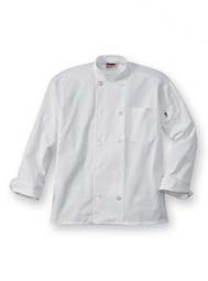 Long-Sleeve Performance Chef Coat