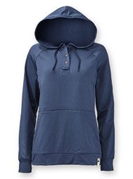 Women's Eco Hooded Pullover