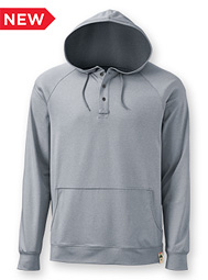Men's Eco Hooded Pullover