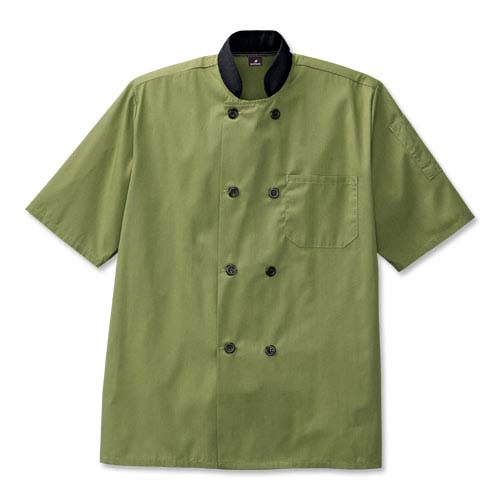 Aramark Short-Sleeve Chef Shirt