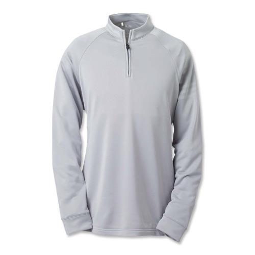adidas 1/4 zip fleece top