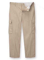 WearGuard® Premium WorkPro Men's Flat-Front Cargo Pants