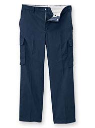 WearGuard® WorkPro Premium Fit Men's Flat-Front Cargo Pants