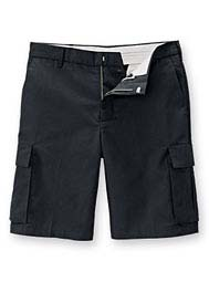 WearGuard® Premium WorkPro Women's Flat-Front Shorts