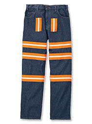 Aramark Enhanced-Visibility Jeans