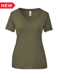 Extra Soft Women's Short-Sleeve T-Shirt