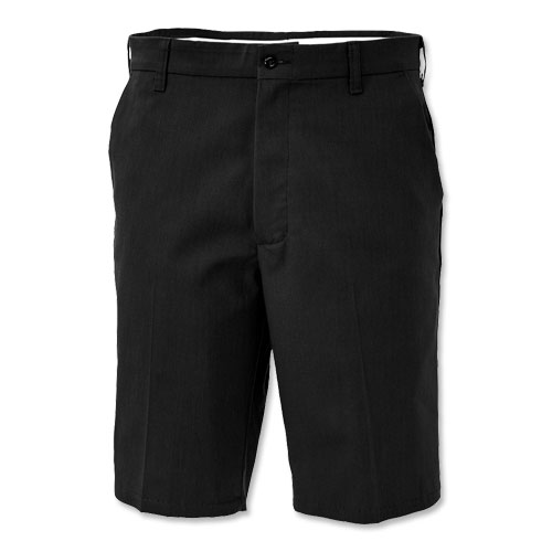 Aramark Authentic Flat Front Work Shorts