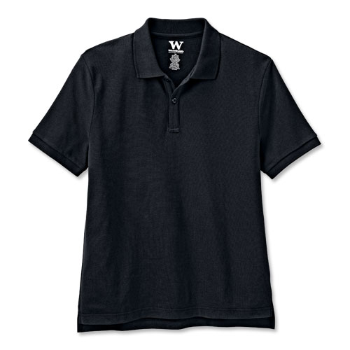 WearGuard® Men's WearTec™ Cotton Polo
