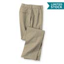Aramark Women's Flat-Front Industrial Work Pants