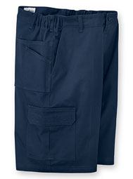 WearGuard® Side-Elastic Cargo Shorts