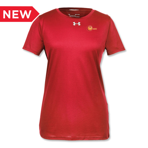 Under Armour® Women's Short-Sleeve T-Shirt
