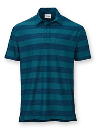 WearGuard® Performance Jersey Striped Polo