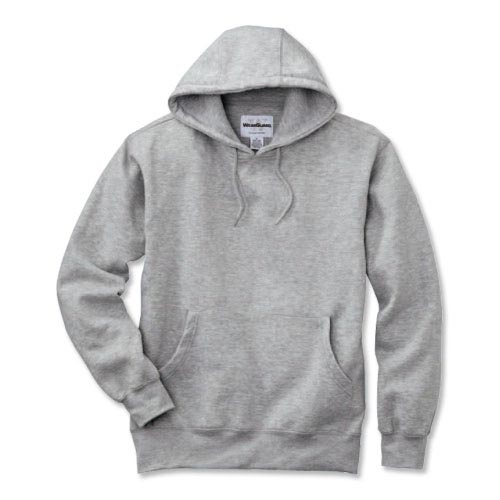 WearGuard® WearTuff™ Low-Shrink Hooded Pullover Sweatshirt