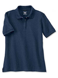 WearGuard® WearTuff™ Women's 100% Cotton Piqué Polo