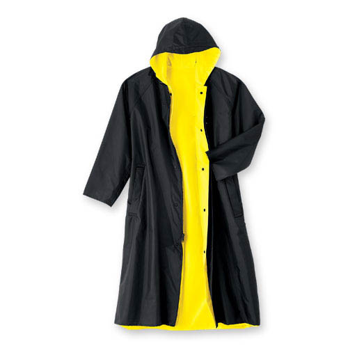 3797 Reversible Enhanced Visibility Long Raincoat From Aramark