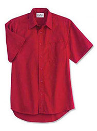 WearGuard® Short-Sleeve Poplin Shirt