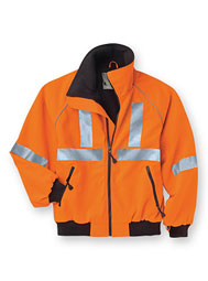 High-Visibility Three-Season Jacket