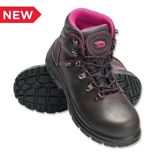 Avenger Women's Safety Toe Boot