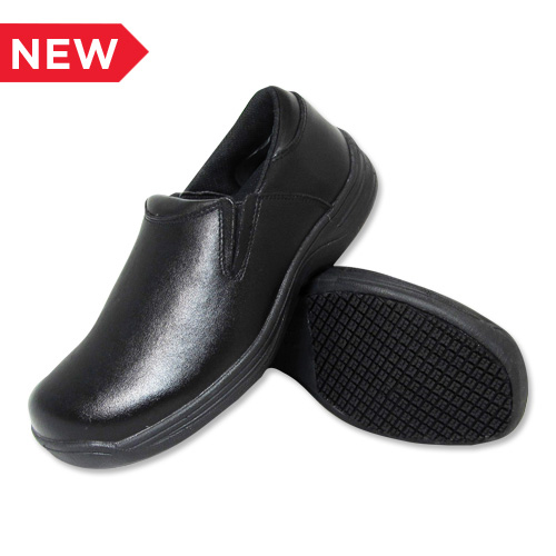 Genuine Grip® Men's Slip-Resistant Slip-On