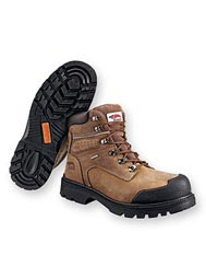 Men?s Nautilus® Avenger Waterproof Steel-Toe Work Boots