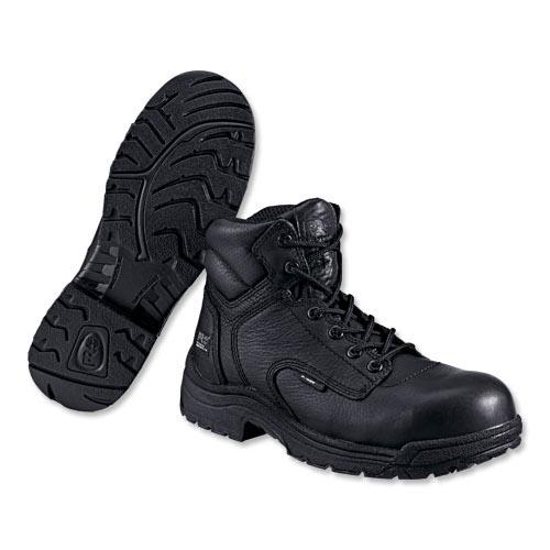 timberland pro black work boots - StartOrganic Vegetable Garden