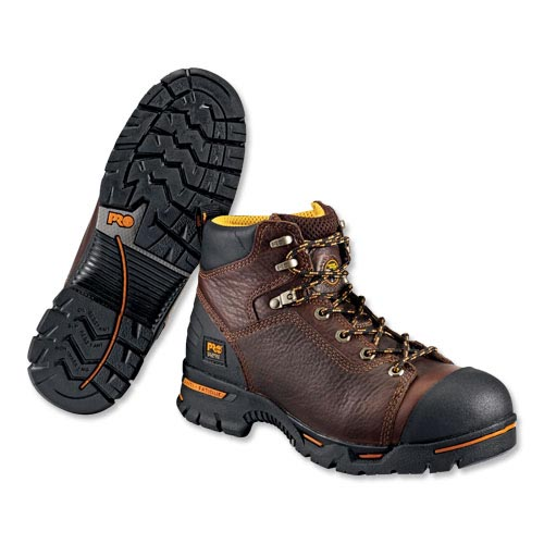 4894 Men&39s Timberland PRO® Endurance 6&quot Steel-Toe Work Boots from