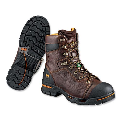 timberland pro 8 inch steel toe boots