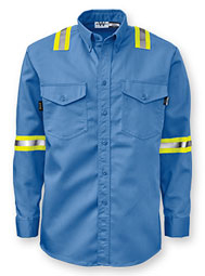 UltraSoft® Flame-Resistant Enhanced Visibility Shirt