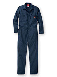Dickies® Flame-Resistant Twill Coveralls