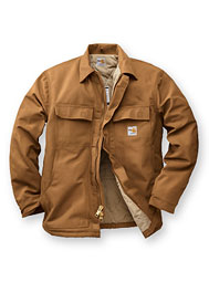 Carhartt® Flame-Resistant Duck Traditional Lined Coat