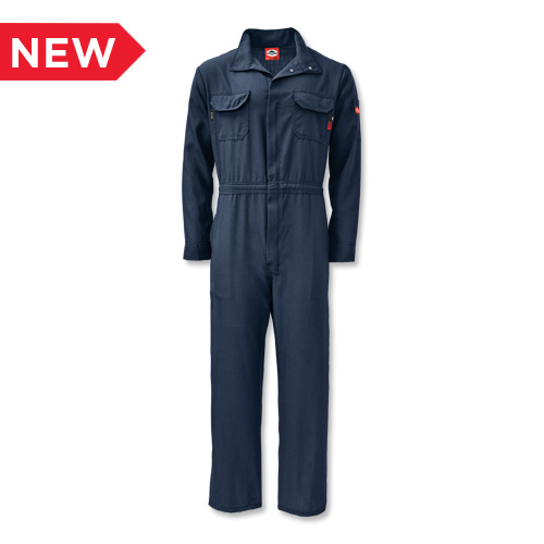 SteelGuard® FR Coverall with Nomex® IIIA