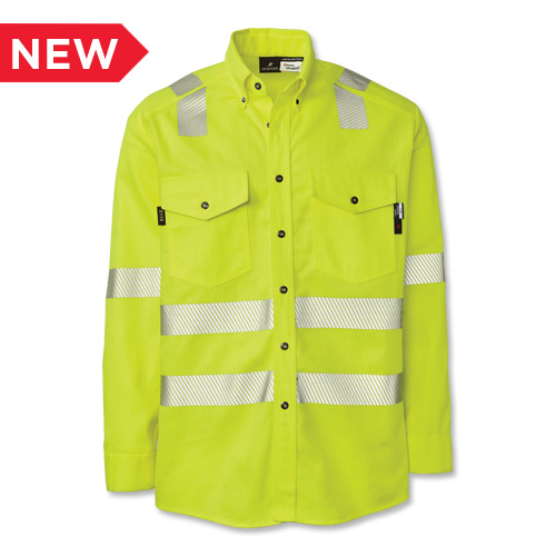 SteelGuard® FR Pro CL 3 Work Shirt