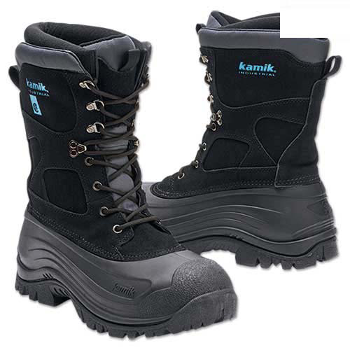 6027 Kamik Nation2 Steel Toe Winter Boots From Aramark
