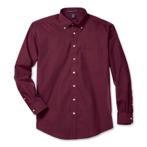 Men's Devon & Jones® Solid Dress Shirt