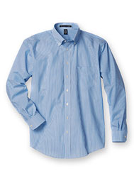 Men's Devon & Jones® Stripe Dress Shirt