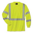WearGuard® Class 3 Long-Sleeve Hi-Vis T-Shirt