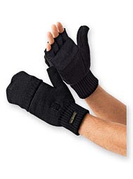 Convertible Glove-Mitts