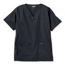 Landau® Women's V-Neck Tunic Scrub Top
