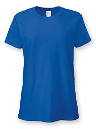 100% Women's Ultra Cotton® Short-Sleeve T