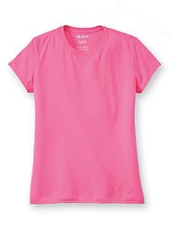Women's Cotton Touch Performance T-Shirt