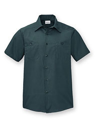 WearGuard® Deluxe Short-Sleeve Industrial Work Shirt