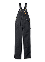Carhartt® Unlined Duck Bib Overall