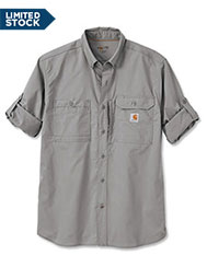 Carhartt Force® Men's Ridgefield Long-Sleeve Shirt