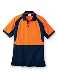 WearGuard® Enhanced-Visibility Knit Polo