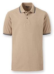 WearGuard® WearTuff™ Tipped Piqué Polo