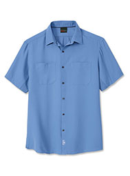 Men's Short-Sleeve Aramark FlexFit Performance Work Shirt