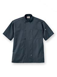 Short-Sleeve Chef Coat